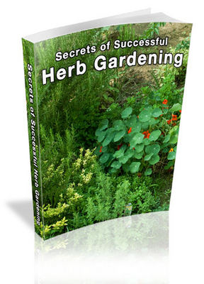 Product picture Secrets of Successful Herb Gardening